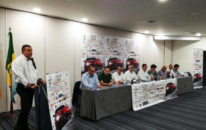 Presentada una nueva y esperada edición del Rallye La Palma Isla Bonita
