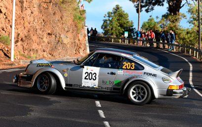 Más de 90 equipos estarán presentes en el Rallye La Palma Isla Bonita