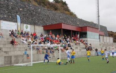El Club Deportivo Tenerife se proclama campeón de la Breña Baja Mágica Cup