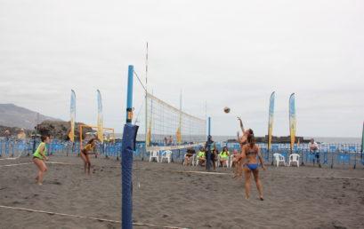 El Open Vóley Playa La Palma 2018 corona a Sascha-Nico y Claire-Yurena