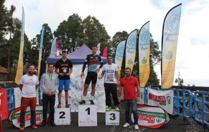 Pedro Rodríguez vuela sobre la bicicleta y vence en la segunda cronoescalada Breña Baja Mágica