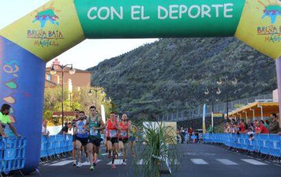 Pereira y Ruiz revalidan en Breña Baja su título de Campeones de España de Milla en Ruta