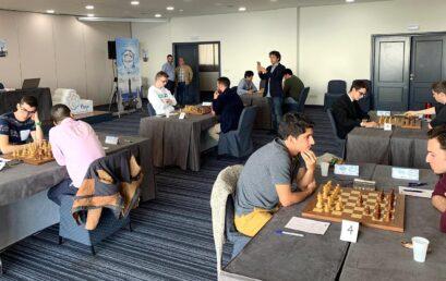El Gran Maestro argentino Damián Lemos se alza con el I Torneo Internacional de Ajedrez de Breña Baja
