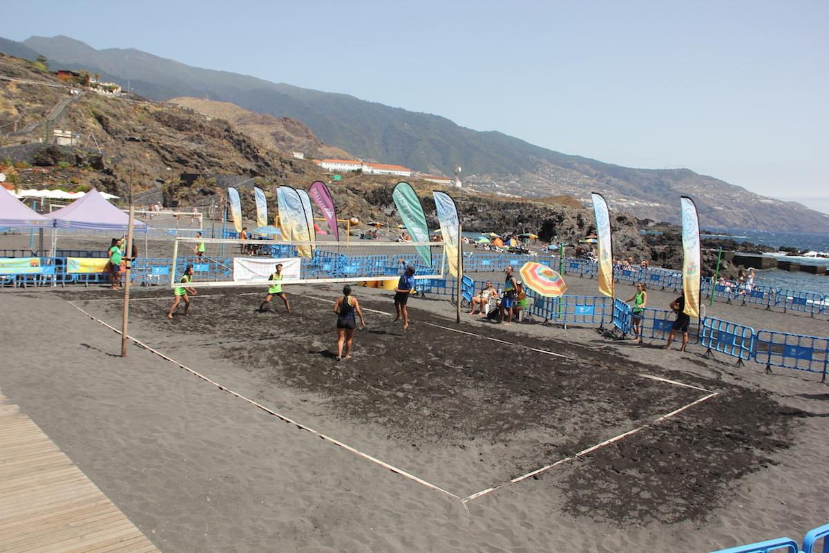 XXIV Torneo Voley Playa Breña Baja Mágica – Senior Mixta