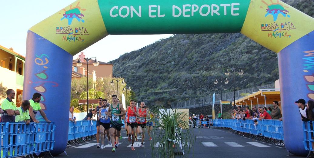 Breña Baja aspira a acoger nuevamente el Campeonato de España de Milla Urbana