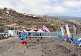 Los Cancajos, primera cita del Open La Palma de Vóley Playa