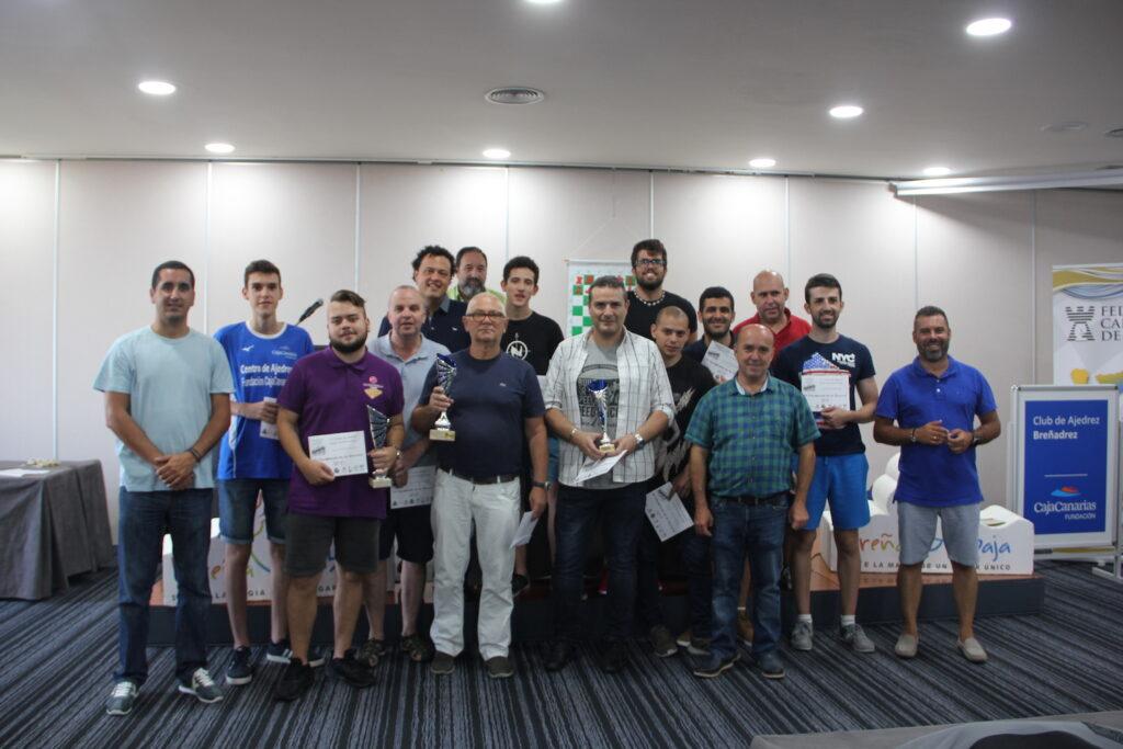 Kurajica vence el II Torneo de Ajedrez Breña Baja Mágica