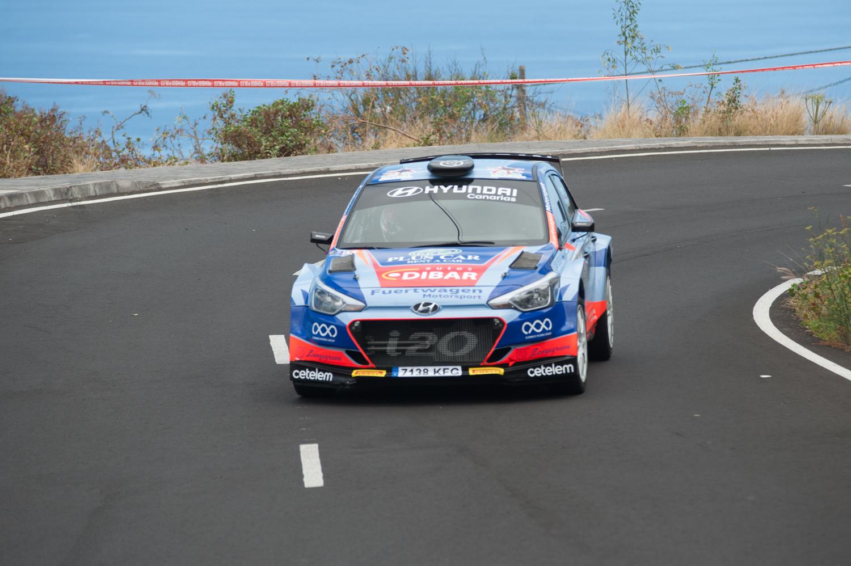 La Escudería La Palma Isla Bonita pone en marcha su rallye