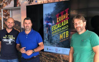 Breña Baja vivirá este domingo la tercera cronoescalada que une Los Cancajos y Montaña de la Breña