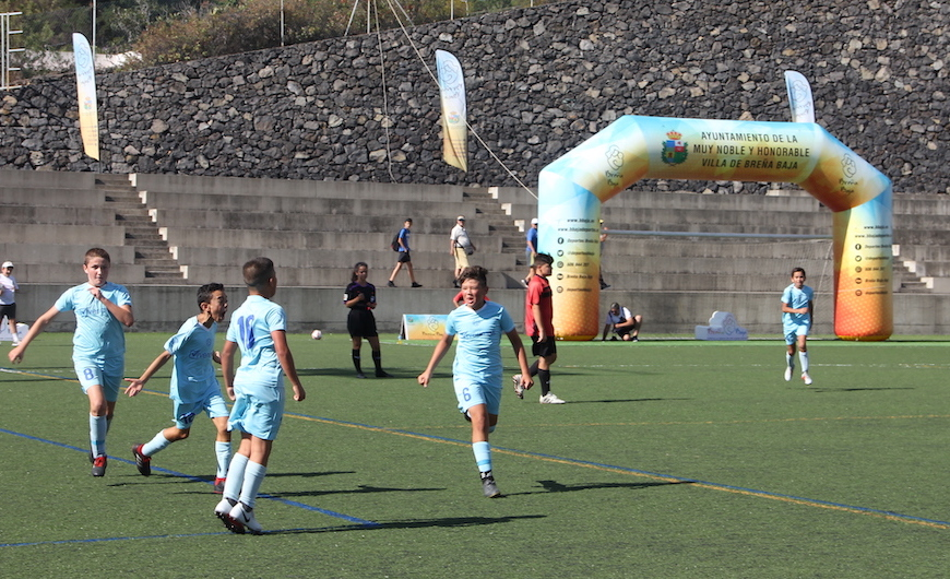 Breña Baja abre el plazo de solicitud de subvenciones para deportistas y clubes