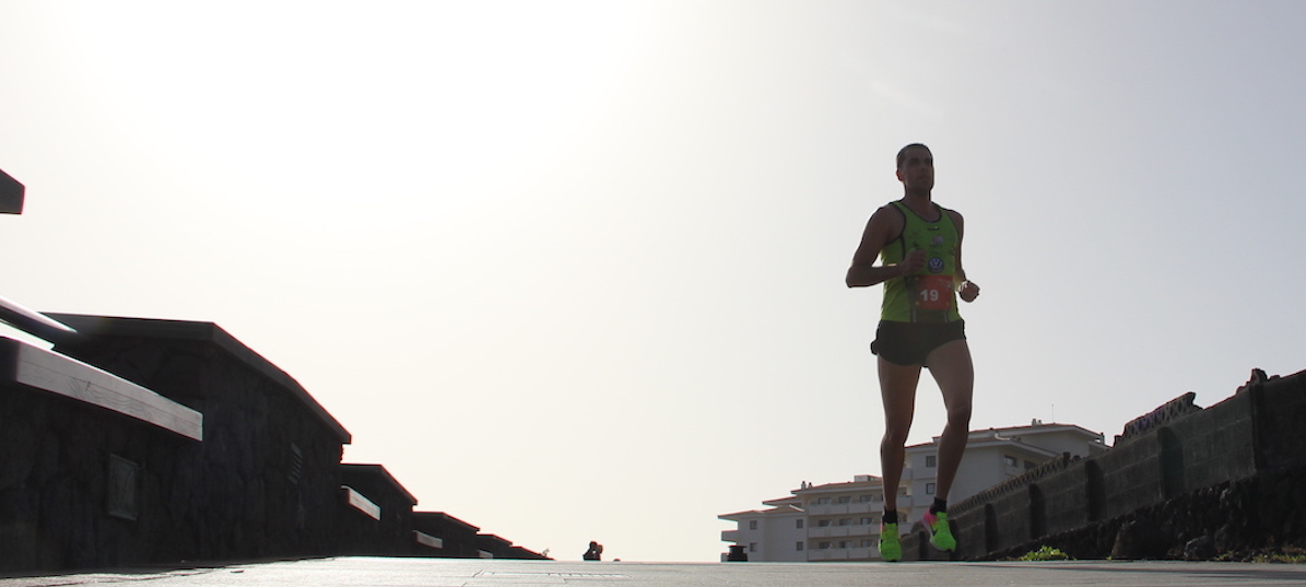 Media Maraton La Palma