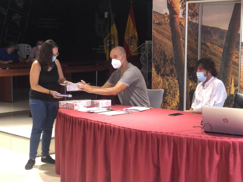 Breña Baja - Seguridad frente al Coronavirus - Plan de Contingencias Covid Promoción Deportiva