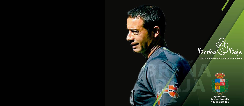 Pérez Lima en Breña Baja – conferencia y charla técnica con el ex arbitro 1ª División