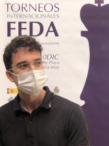Miguel Santos, gran maestro internacional
