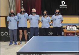 El Juventud TM de Breña Baja, campeón de 3ª División de La Palma de Tenis de Mesa