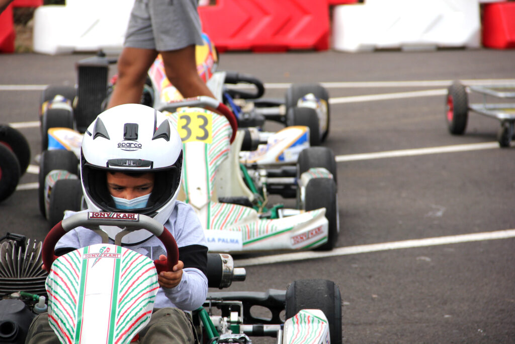 Escuela Karting La Palma